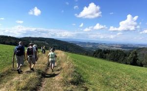 Reprise des marches au club de randonnée monistrolien