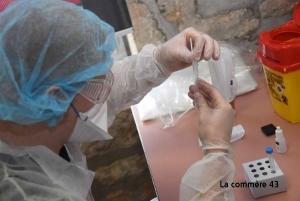 Monistrol-sur-Loire : des dépistages gratuits du Covid-19 à La Capitelle les 12 et 19 mai