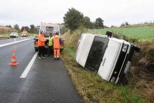 Au moins dix accidents ce dimanche en Haute-Loire