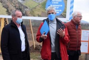 Benoit Roze, Laurent Wauquiez et Michel Joubert