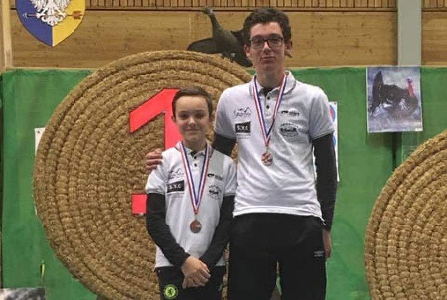 Tir à l'arc : deux archers d'Yssingeaux sur le podium de la finale régionale