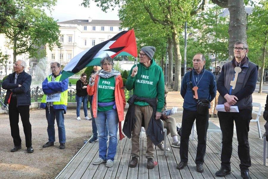 Un rassemblement en préparation au Puy-en-Velay en mémoire des victimes de Gaza