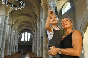 L'église de Dunières