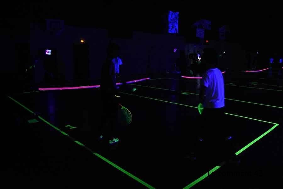 Monistrol-sur-Loire : un tournoi de tennis fluo le vendredi 14 décembre