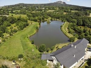 Les étangs des Moulins du Bouchat au Mazet-Saint-Voy