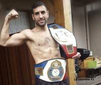 Saint-Didier-en-Velay : un stage avec Sofiane Alilouche, boxeur professionnel