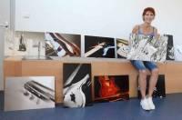 Une exposition d'Antoinette Praizelin à apprécier jusqu'au 24 septembre.