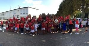 Bas-en-Basset : les parents de l'école Louise-Michel toujours rouges de colère