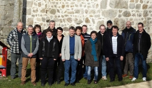 Montregard : Gilles Jury accueille quatre nouveaux candidats sur sa liste pour les élections municipales