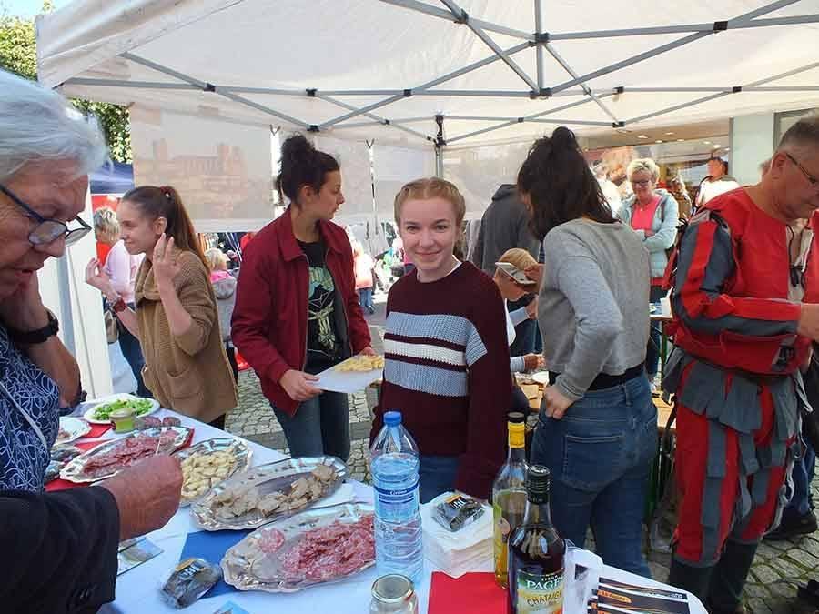 Le Puy-en-Velay : une délégation à la fête de Meschede, ville jumelle