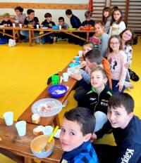 Saint-Just-Malmont : une opération bol de riz à l'école Don Bosco en faveur d'une association