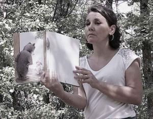 Beauzac : des lectures à l'ombre avec Isabelle Reber