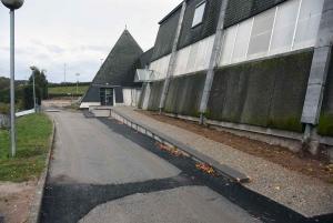 Tence : pourquoi le chantier de la piscine municipale n'est toujours pas terminé