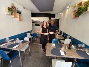 Un Bowl d'air dans les assiettes avec un nouveau restaurant au Puy-en-Velay