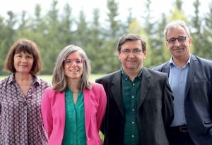 Elections départementales : Laure Villard et Guy Chapelle défendent la solidarité et l'écologie