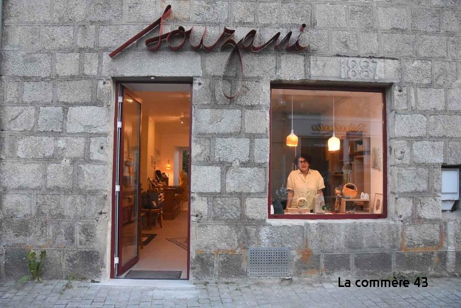 Chambon-sur-Lignon : Sadaf Maneval réunit des créateurs dans la boutique Souzani