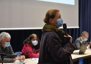 Saint-Agrève : la présidente Yasmina Ali confortée par l'assemblée générale de l'association de l'hôpital de Moze