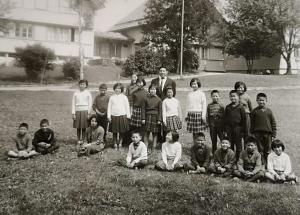 Qui se souvient des vingt enfants tibétains passés au Chambon-sur-Lignon à l'été 1965 ?