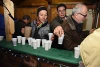 Chambon-sur-Lignon : plusieurs centaines de yeux rivés sur le feu d'artifice