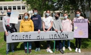 Crédit collège du Lignon