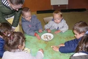 Grazac : les écoliers découvrent le maraîchage biologique