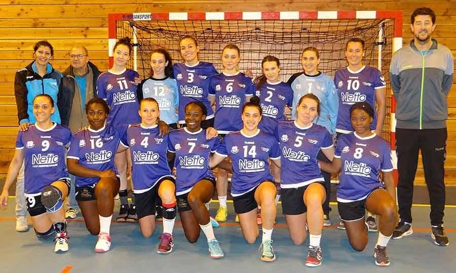 Hand : Saint-Etienne/Monteil continue l'aventure en Coupe de France