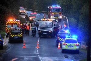 Saint-Jeures : deux voitures se percutent violemment, deux blessées