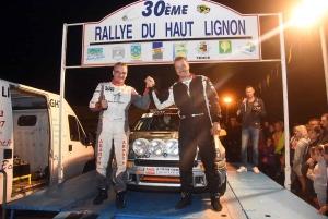 Rallye du Haut-Lignon : la voie était libre pour Jean-Marie Cuoq