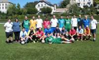 Saint-Agrève : des éducateurs de foot ont passé leur module U13