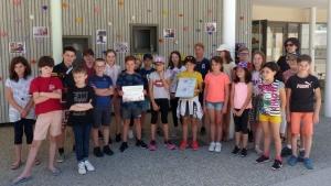 Lavoûte-sur-Loire : les écoliers ont la main verte