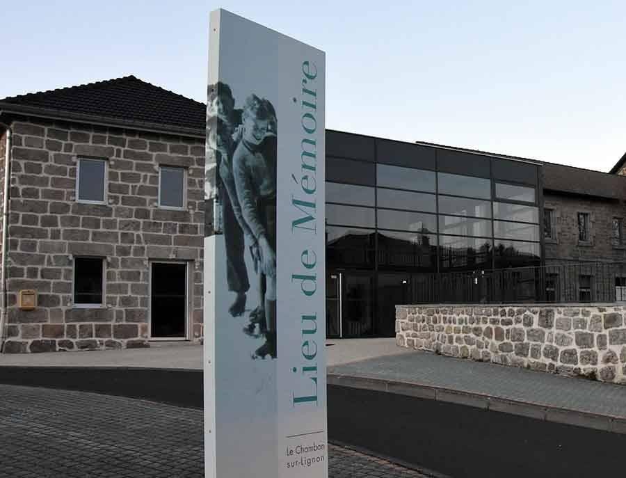 Le Chambon-sur-Lignon : les collégiens guides d'un soir au Lieu de mémoire