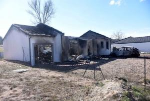 Saint-Pierre-Eynac : après l'incendie d'une maison, la solidarité s'active rapidement
