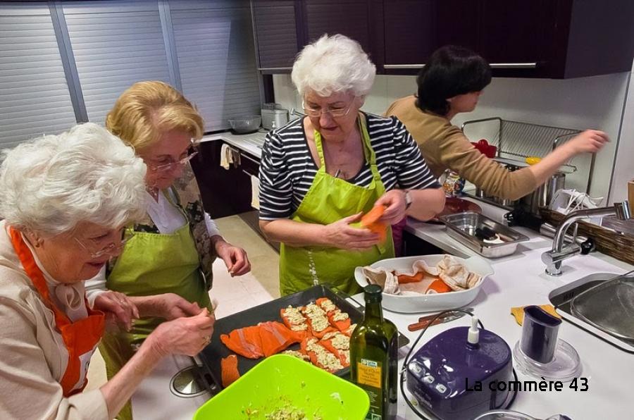 Monistrol Sur Loire Des Ateliers Cuisine Gratuits Pour Les