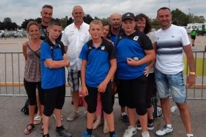 Yssingeaux : parcours honorable des cadets aux championnats de France de pétanque