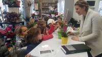 Vorey-sur-Arzon : des apprentis fleuriste à l'école Sainte-Thérèse