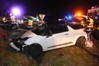 Monistrol-sur-Loire : cinq blessés dans un accident à la tombée de la nuit