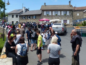 Chenereilles : plus de 500 participants à la randonnée pour Nicolas