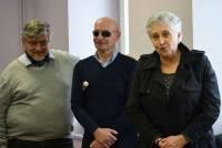 Brigitte Renaud, conseillère départementale, a présenté les axes d'intervention du Département.