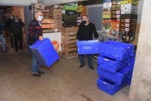 Monistrol-sur-Loire : les réserves de la Banque alimentaire sont vides