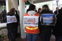 Le personnel de l'hôpital de Saint-Agrève en souffrance