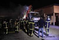 Monistrol-sur-Loire : après l'incendie de son entreprise, le gérant de RPU appelle au secours