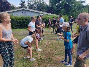 Tence : les villages-vacances VVF se retrouvent pour des jeux