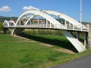 Langeac : poursuite des travaux sur le pont Alexandre-Bertrand