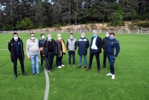 Saint-Maurice-de-Lignon : un projet d'une tribune de 200 places au stade Marcel-Ouillon