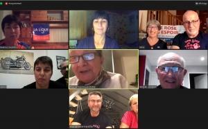 Une Rose Un Espoir : pas d'édition 2020 mais un beau chèque pour la Ligue contre le cancer Haute-Loire