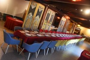 Chambon-sur-Lignon : on peut réserver le restaurant chinois pour des groupes
