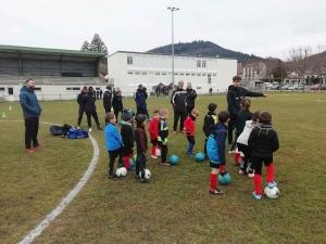 Bas-en-Basset : une formation pour les éducateurs de foot les 27 et 28 août