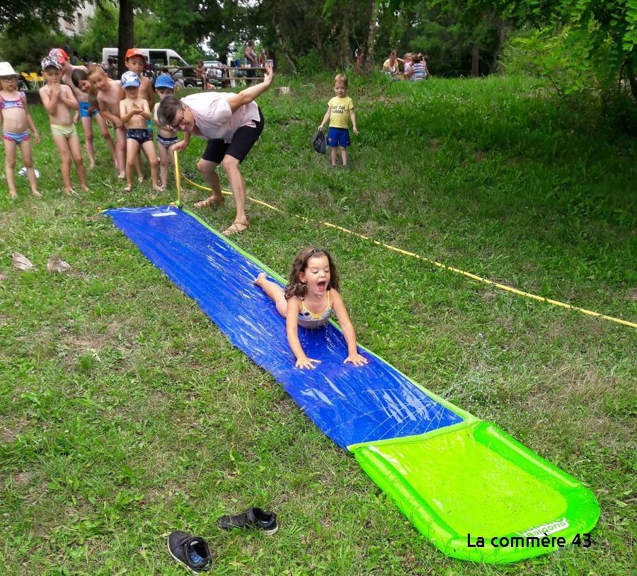 Saint-Maurice-de-Lignon : un pique-nique intergénérationnel au parc de Maubourg