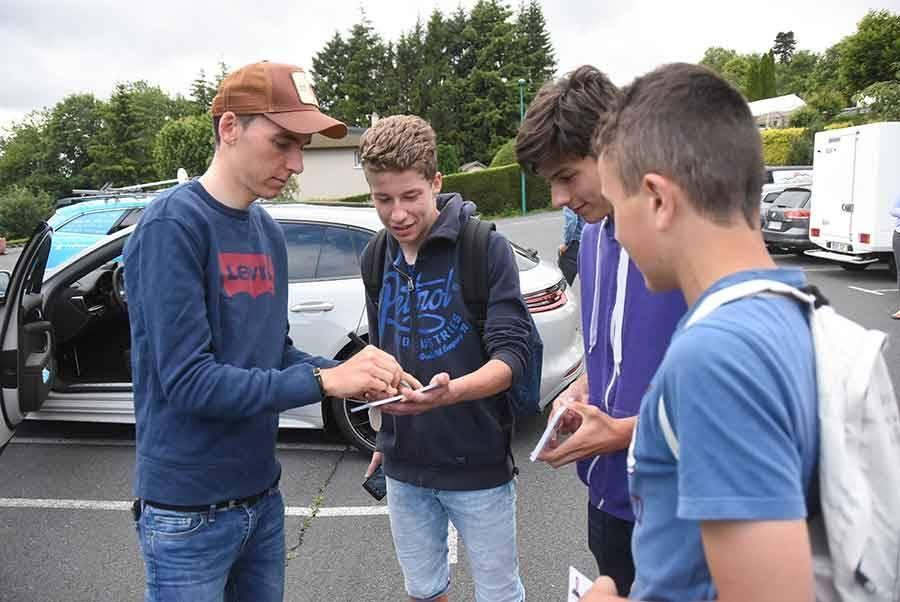 AG2R: Les coureurs pour le Tour de France dévoilés