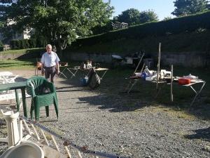 Saint-Agrève : outillage, salons de jardin, objets déco en vente pendant 4 jours
